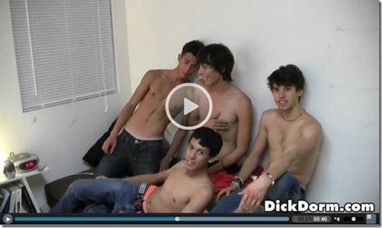 dickdorm1 Spy cam sex episode